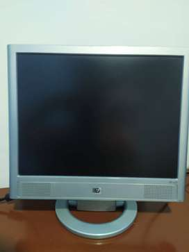 Monitor HP 15 Pulgadas , Perfecto Estado