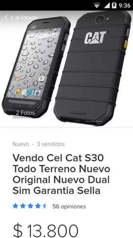 Permuto Cat S30 liberado por otro celular