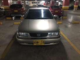 Venta vehículo Nissan Sentra