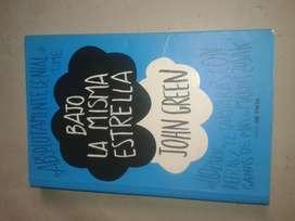 Libro: Bajo La Misma Estrella, John Green