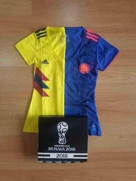Camiseta de La Seleccion Colombia