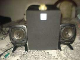 Parlantes Edifier R102 2.1 Excelente Sonido No Envio