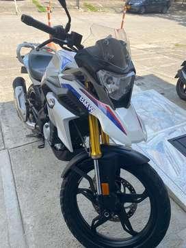 Vendo moto bmw  2018