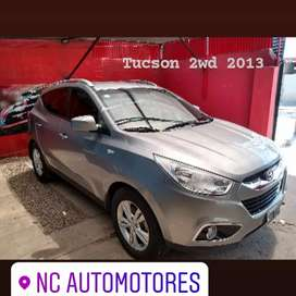Tucson GL impecable.