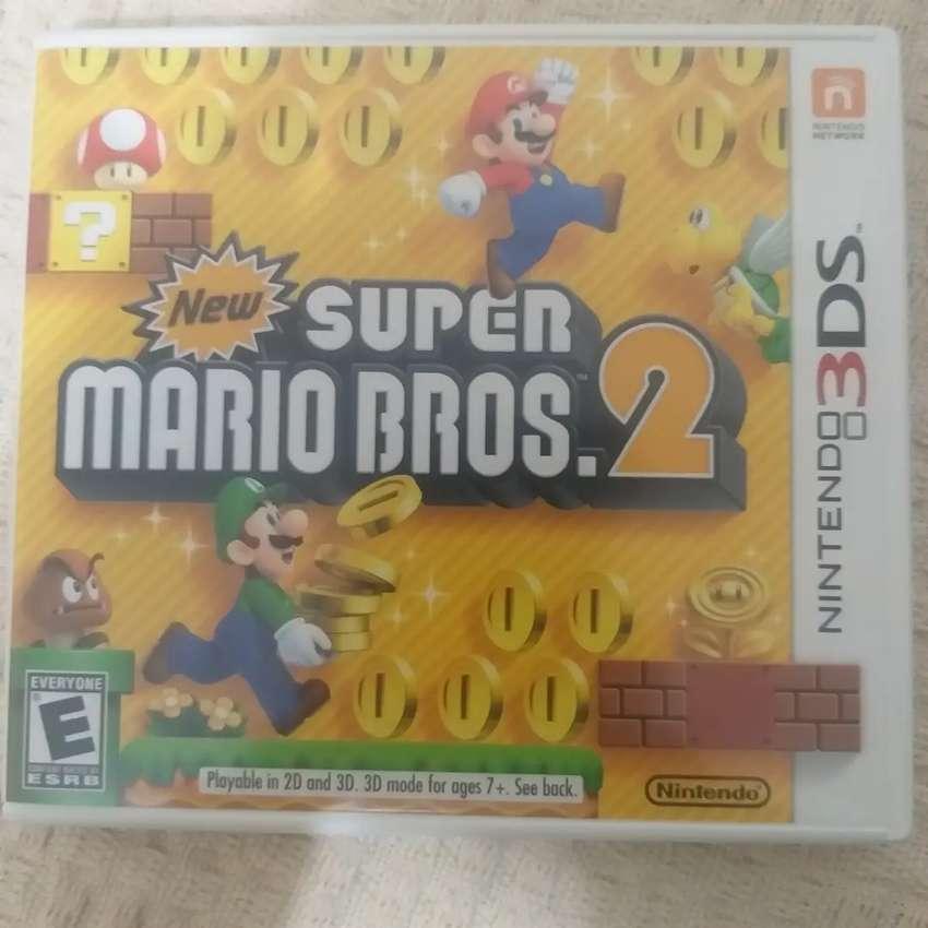 Super Mario Bros 2 (Nintendo 3DS)