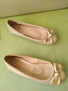Baletas de la marca BATA Poco uso