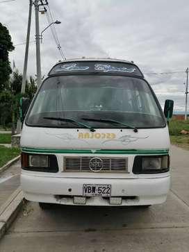 Buseta Nissan NPU