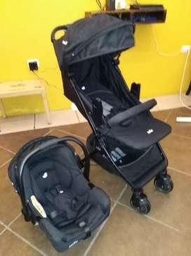 Cochecito de bebé joie travel system