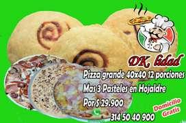 Pizzas DK.lidad