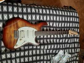 Vendo guitarra cort