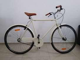 Bicicleta de Paseo Vintange Inmaculada