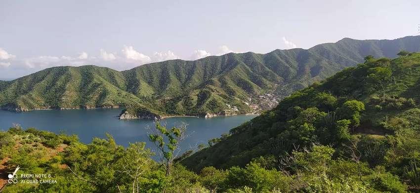Se venden lotes vista al mar, en el mirador de taganga, lotes  vista a la ciudad santa Marta y vista tanganga 0