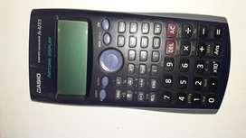 Calculadora Científica Casio Fx - 82es 252 Funciones