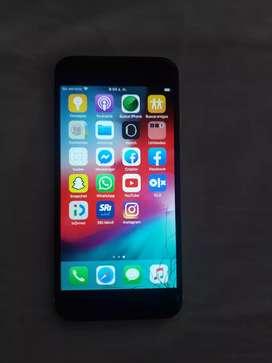 Vendo iphone 6 de 64 gb no lee chip