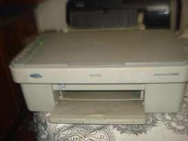 Impresora Multifuncion Epson Stylus Cx3500 Leer No Envio