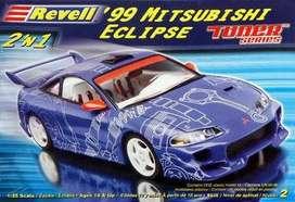 Revell Mitsubishi Eclipse 1/25 Auto Armar