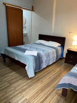 Rento cuartos con baño privado, wifi, netflix, energia electrica, agua caliente