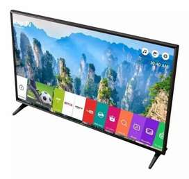 "Smart tv LG 43"" full HD.6 meses uso"