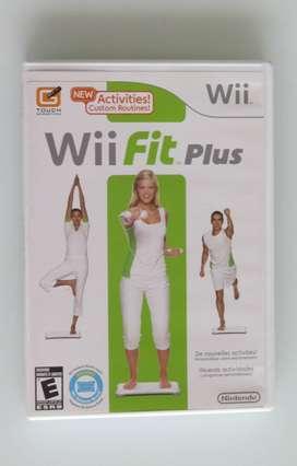 Wii Fit Plus Con Balance Board