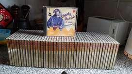 Coleccion Completa de 44 CDs de Rock Nacional