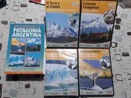 Descubriendo La Patagonia Argentina 4 Dvd Pack