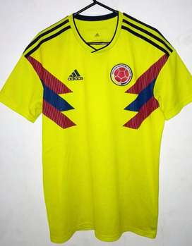 Camiseta Original Colombia 2018