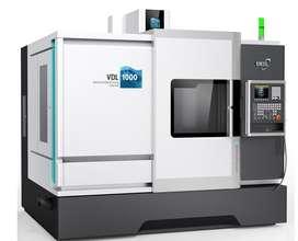 Centro Mecanizado DMTG VDL1000 CNC FANUC