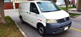 volkswagen transporter 2007 carga diesel