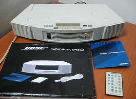 Bose Acoustic Wave System 5cd Changer C/rem Man En Martinez