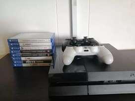 Vendo PSP4 CON JUEGOS