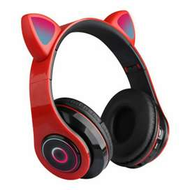 Auriculares Bluetooth con luces led