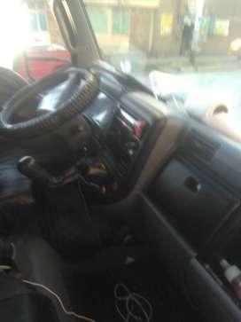 Vendo mi camion por Ocacion Mitsubishi Fuso 4m50 importado el camion se ecuentra en buenas condiciones con recorrido 117