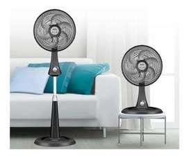 Ventiladores Samurai Kalley home element universal