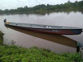 Vendo canoa