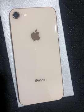 Iphone 8 64 gb solo lo vendo en bogota