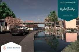 Ultimos LOTES DISPONIBLES 500 m² Barrio Villa Guadalupe, Cruz De Piedra, Maipú, Mza.