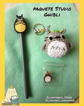 Anime Studio Ghibli Totoro