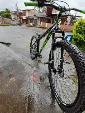 Bicicleta ontrail zagros