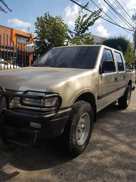 Pick up Isuzu 2003 de Agencia GANGA