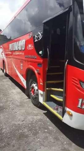 Bus HINO AK, Cooperativa de transporte Putumayo