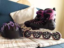 Patines SemiProfesionales Chicago ABEC 13