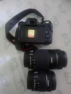 Canon 200D 2018