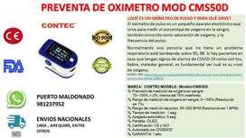 Oximetro en oferta
