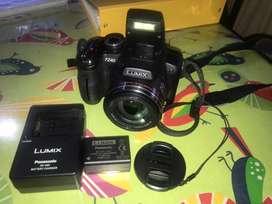 vendo camara fotografica digital PANASONIC DMC-FZ40