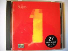 the beatles one cd estado aceptable