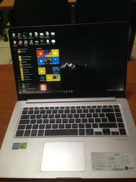 SSD M.2 Laptop Asus VivoBook intel i7 12GB