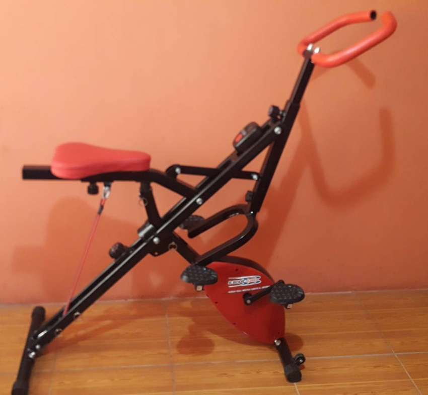 B body toner Bicicleta Estatica 0
