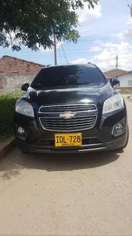 Chevrolet Tracker 2015