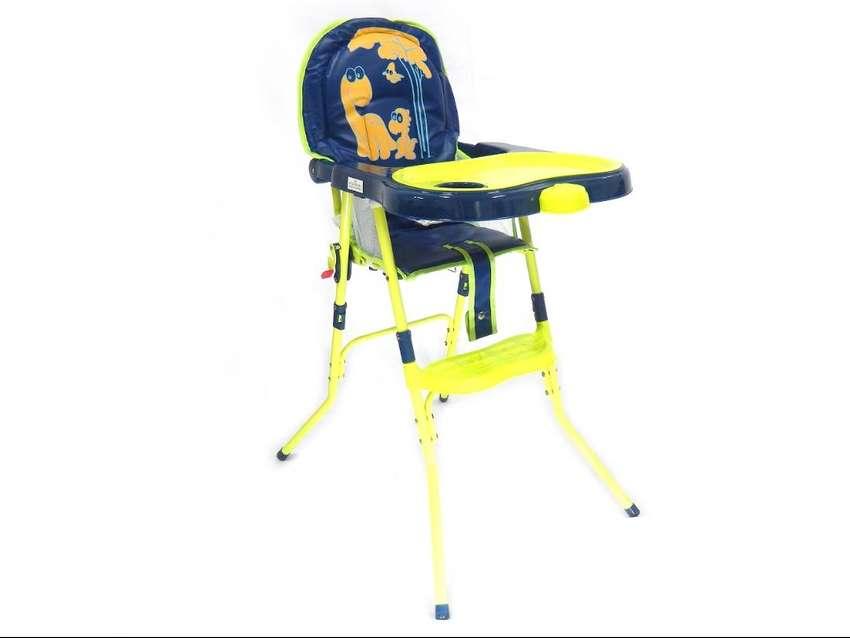 silla comedor bebe plegable niño niña 0