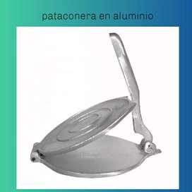 Pataconera en aluminio